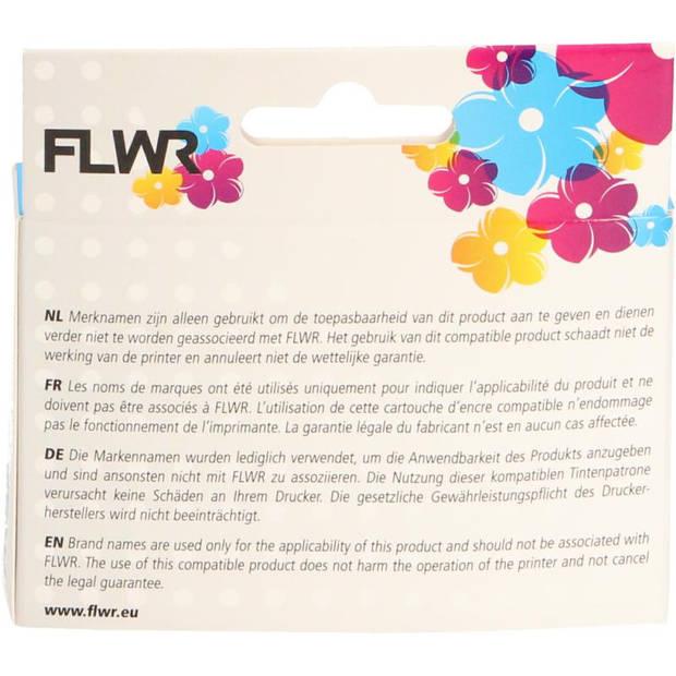 FLWR HP 363 cyaan Cartridge