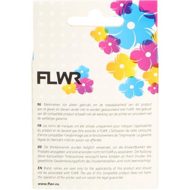 FLWR HP 336 zwart Cartridge