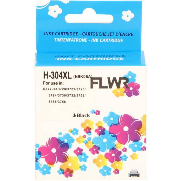 FLWR HP 304XL zwart Cartridge