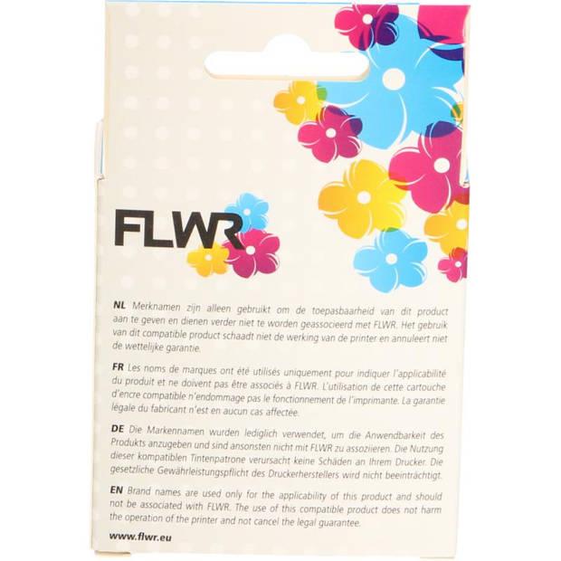 FLWR HP 363 licht cyaan Cartridge
