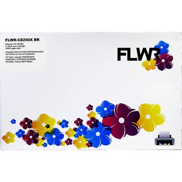 FLWR HP 504A zwart Toner
