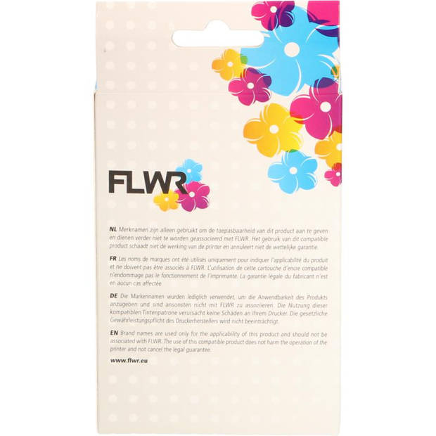 FLWR HP 934XL zwart Cartridge