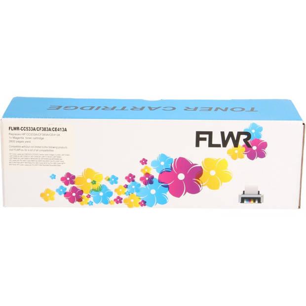FLWR HP 305A magenta Toner