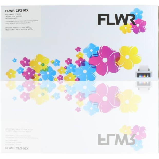FLWR HP 131X zwart Toner