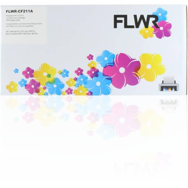 FLWR HP 131A cyaan Toner
