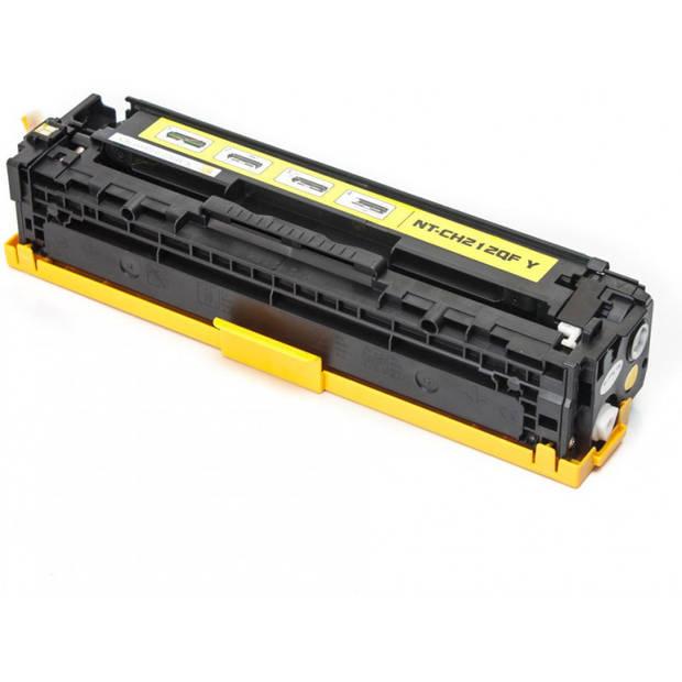 FLWR HP 131A geel Toner