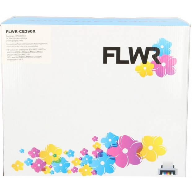 FLWR HP 90X zwart Toner