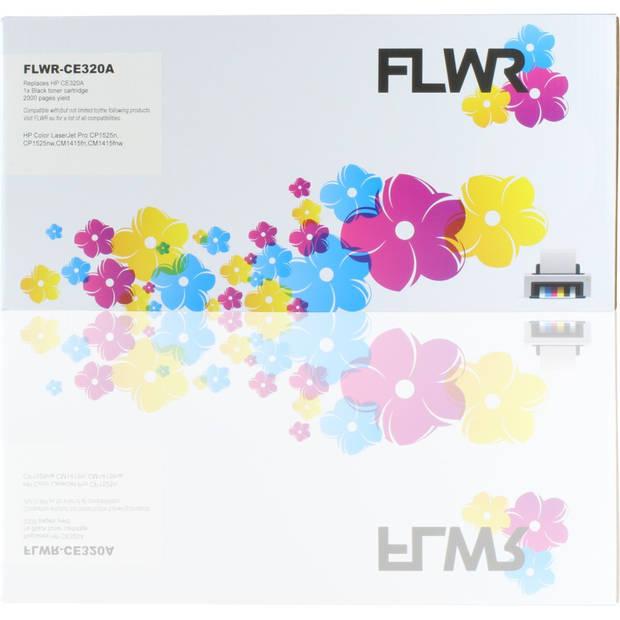 FLWR HP 128 zwart Toner