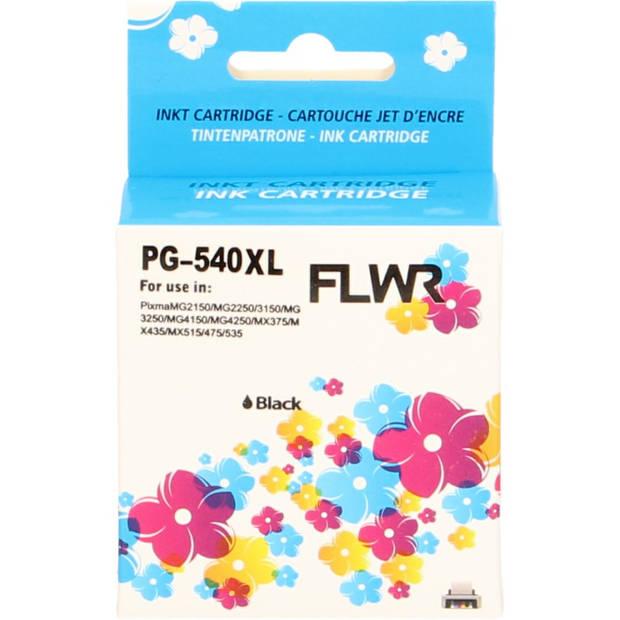 FLWR Canon PG-540XL zwart Cartridge