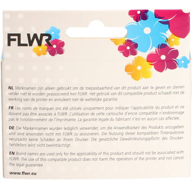 FLWR HP 933XL cyaan Cartridge