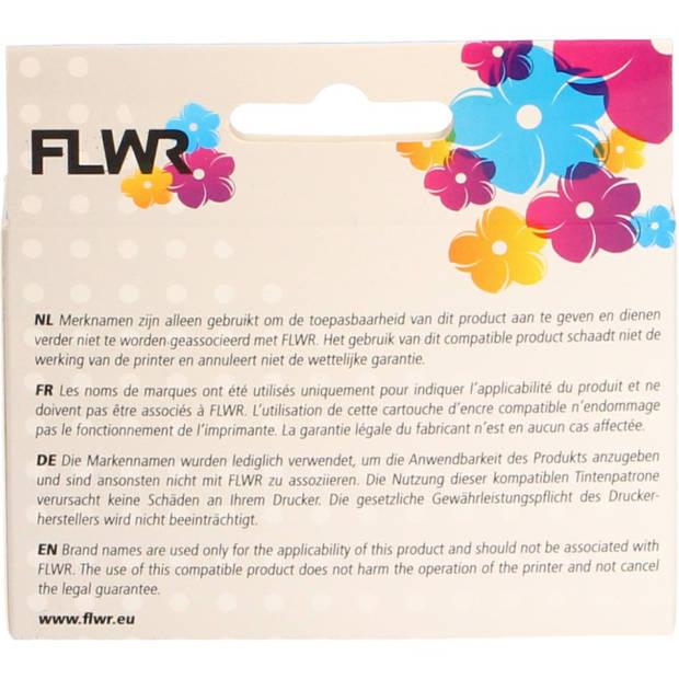 FLWR HP 933XL geel Cartridge