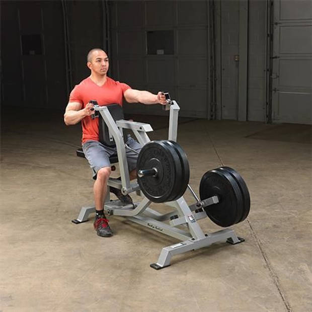 Pro Clubline Leverage Seated Row LVSR