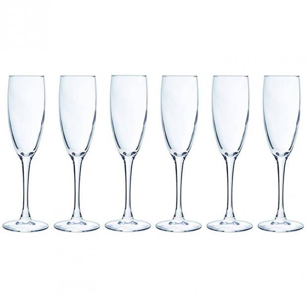 Cosy & Trendy Cosy Moments champagne flute - 19 cl - set van 6