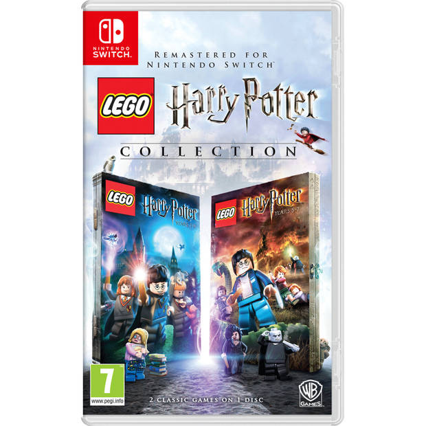 Nintendo Switch LEGO Harry Potter 1-7 Collection