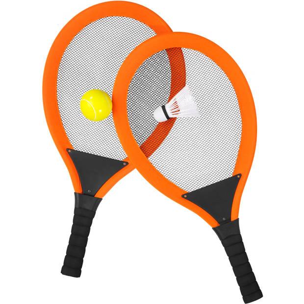Go Out! Mega Badminton
