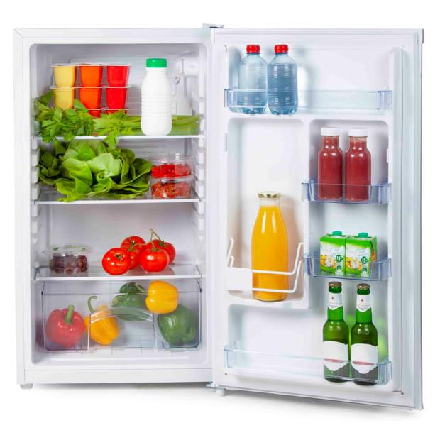 Primo FR5-WS tafelmodel koelkast wit - 91L - A+