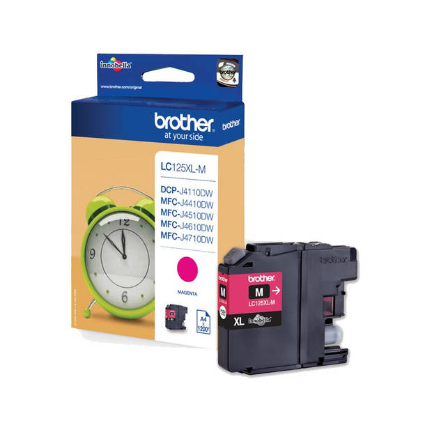 Brother LC-125XLM magenta Cartridge