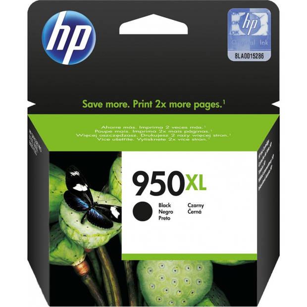 HP 950XL zwart Cartridge