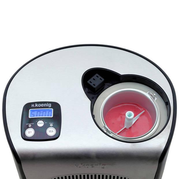 H.koenig ijsmachine hf250