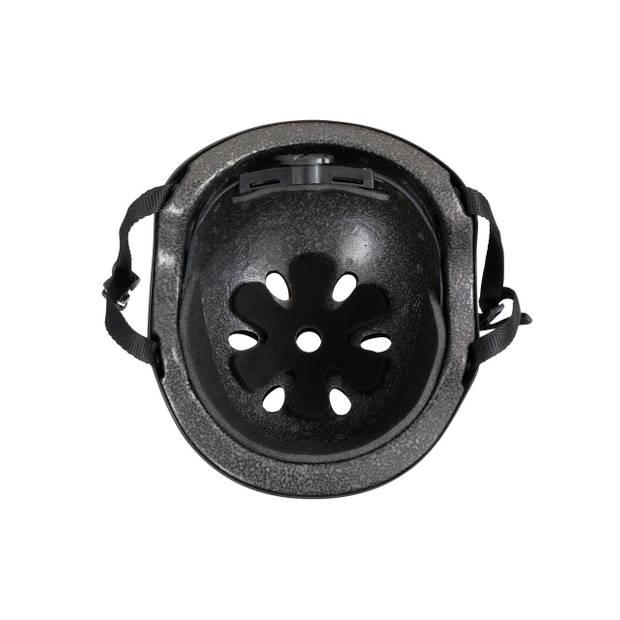 Mini Hornit Lids Fietshelm voor Kinderen - met LED achterlicht - Military (M)