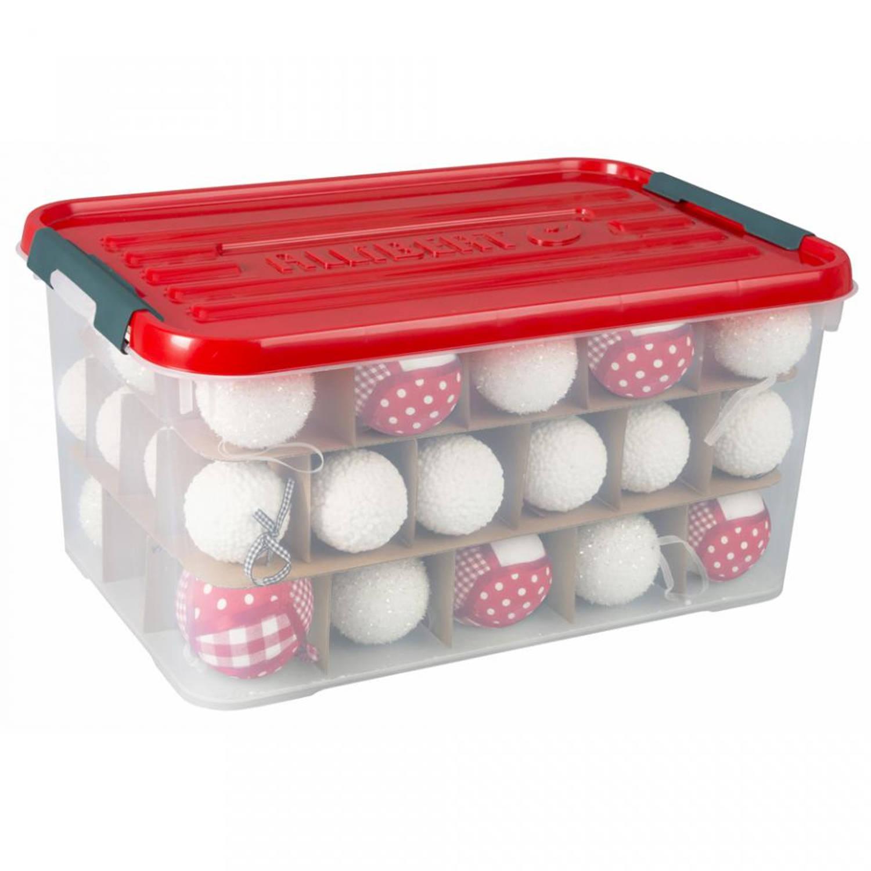 Handy+ kerstbox - met tussenkarton - 50 liter