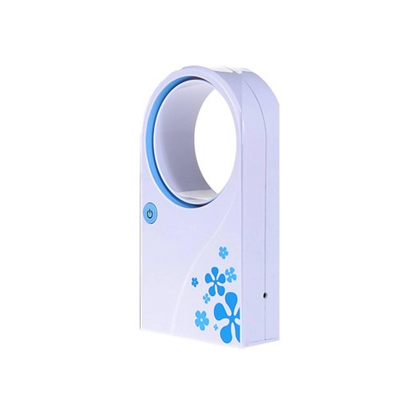 Bladeless ventilator Blauw