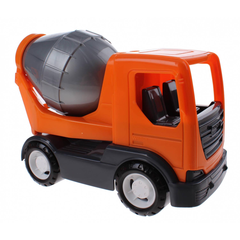 Afbeelding van Wader speelgoed Betonwagen oranje 26 cm