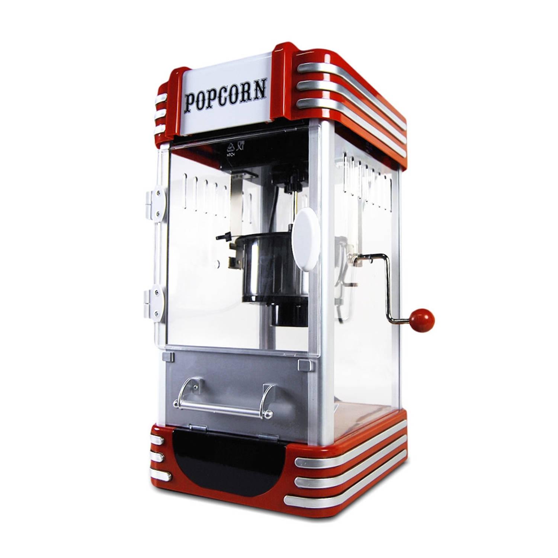 Retro popcornmachine deluxe