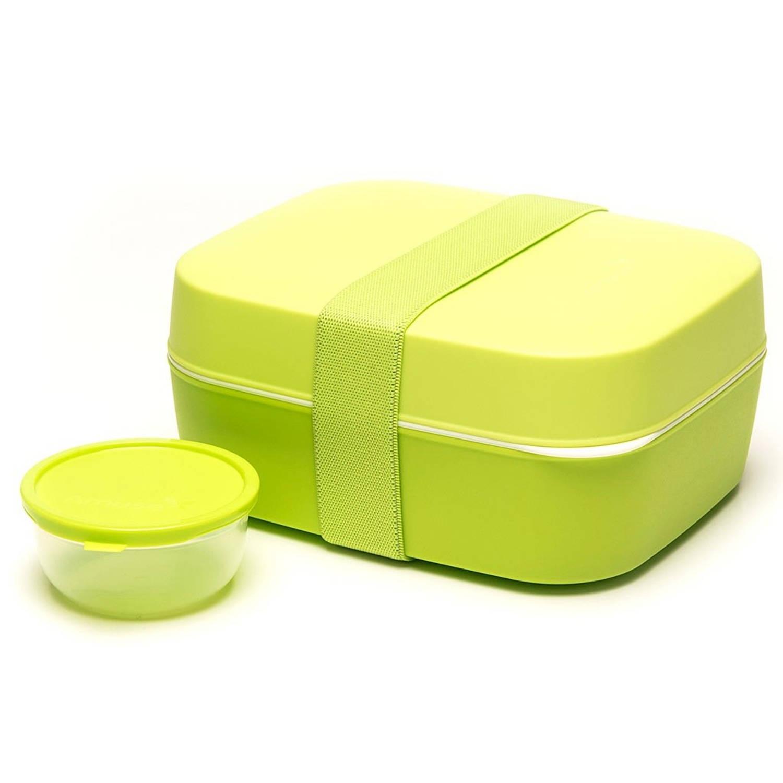 Afbeelding van Amuse lunchbox 3-in-1 groen