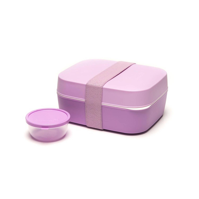 Afbeelding van Amuse lunchbox 3-in-1 roze