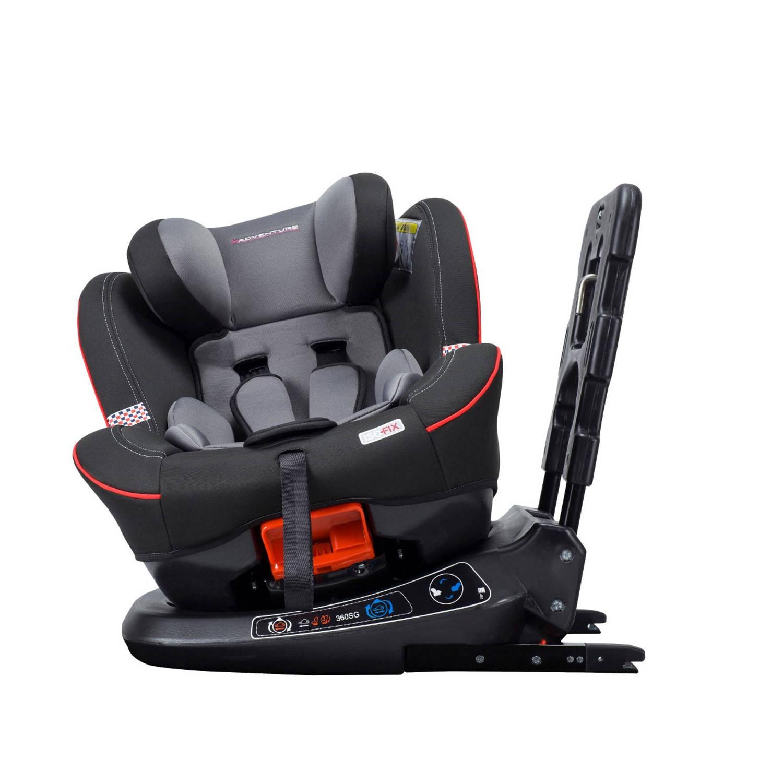 Kinderstoel Auto 6 Jaar.X Adventure Autostoel Revolution 360 Blokker