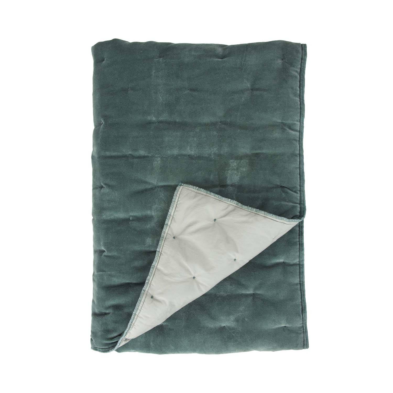 Walra 1208449 plaid Velvet Touch 130x180 cm jade