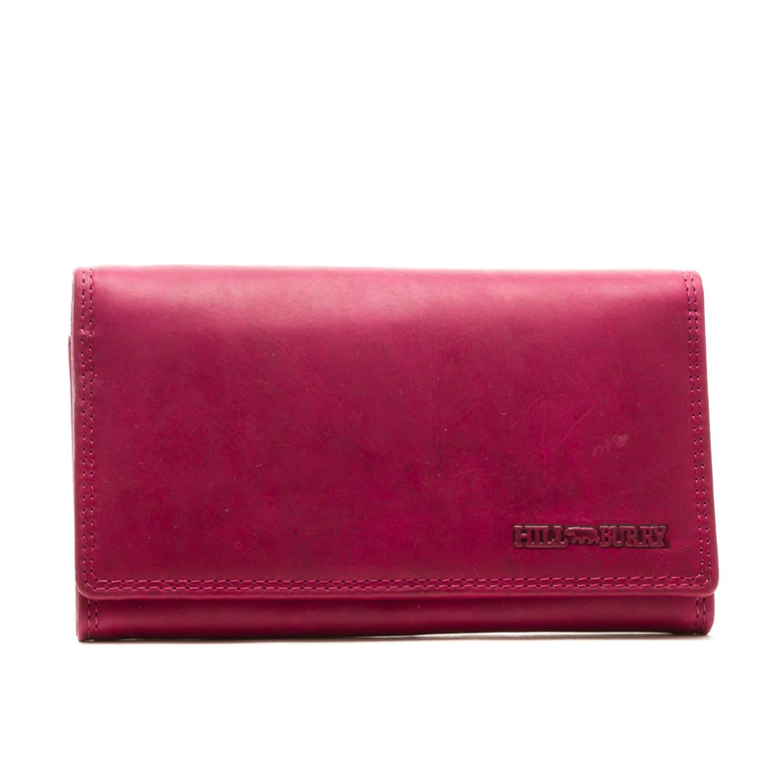 0c2628f5d82 Hillburry VL77709 1971 dames portemonnee roze leer
