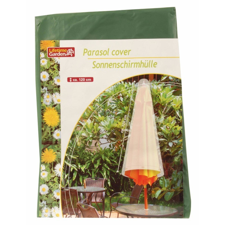 Korting Parasolhoes 120 Cm Groen Lifetime Garden