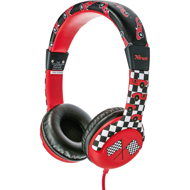 Spila Kids Headphones - car
