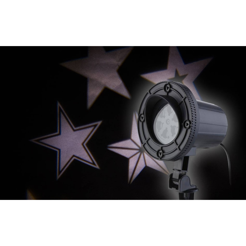 AmazerLaser! Laser spot warm witte sterren