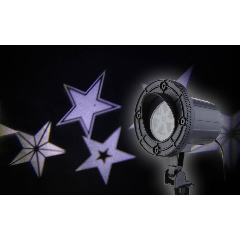 Afbeelding van AmazerLaser! Laser spot witte sterren