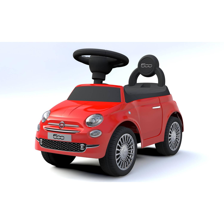 Cabino Loopauto Fiat 500 Rood
