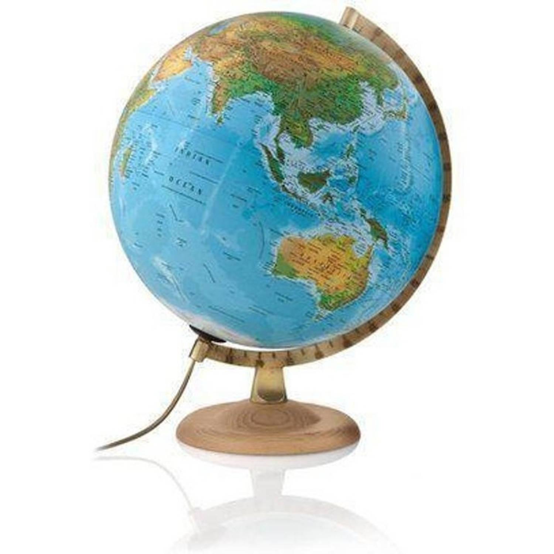 Afbeelding van Globe Atmosphere Classic Line 30cm nederlandstalig