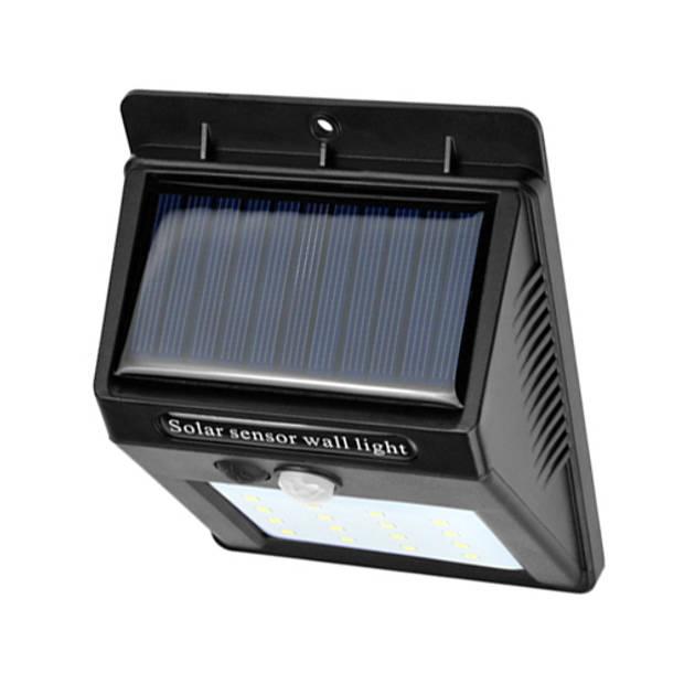 Solar LED buitenlampen - 30 LED