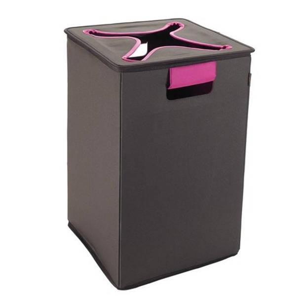 OXO tot Flip-In wasmand - Brown Pink
