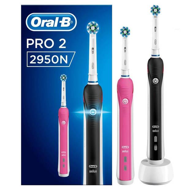 Oral-B Elektrische Tandenborstel - Pro 2 2950N Duo