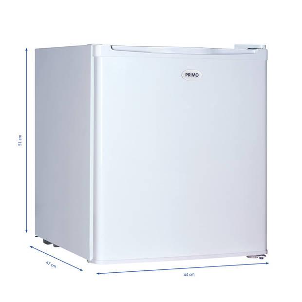 Primo FR4-WS Mini koelkast - 40L - A+/F - Wit