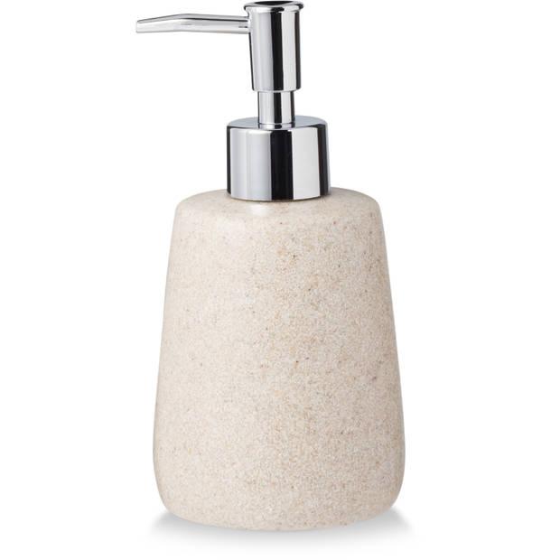 Blokker zeeppompje - natuursteen