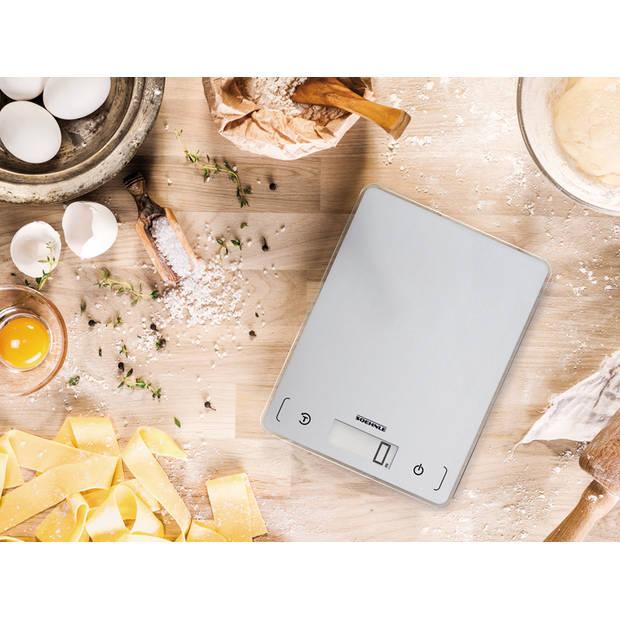 Soehnle Page Comfort 100 keukenweegschaal - zilver