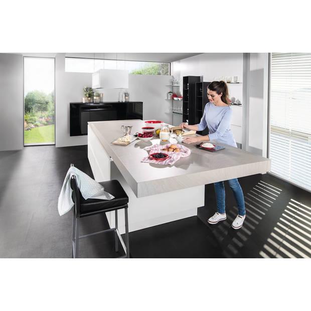 Soehnle Page Comfort 300 Slim keukenweegschaal - zilverkleurig
