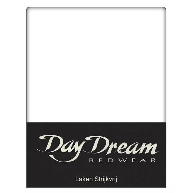 Lakens Katoen Wit Day Dream -200 x 260 cm