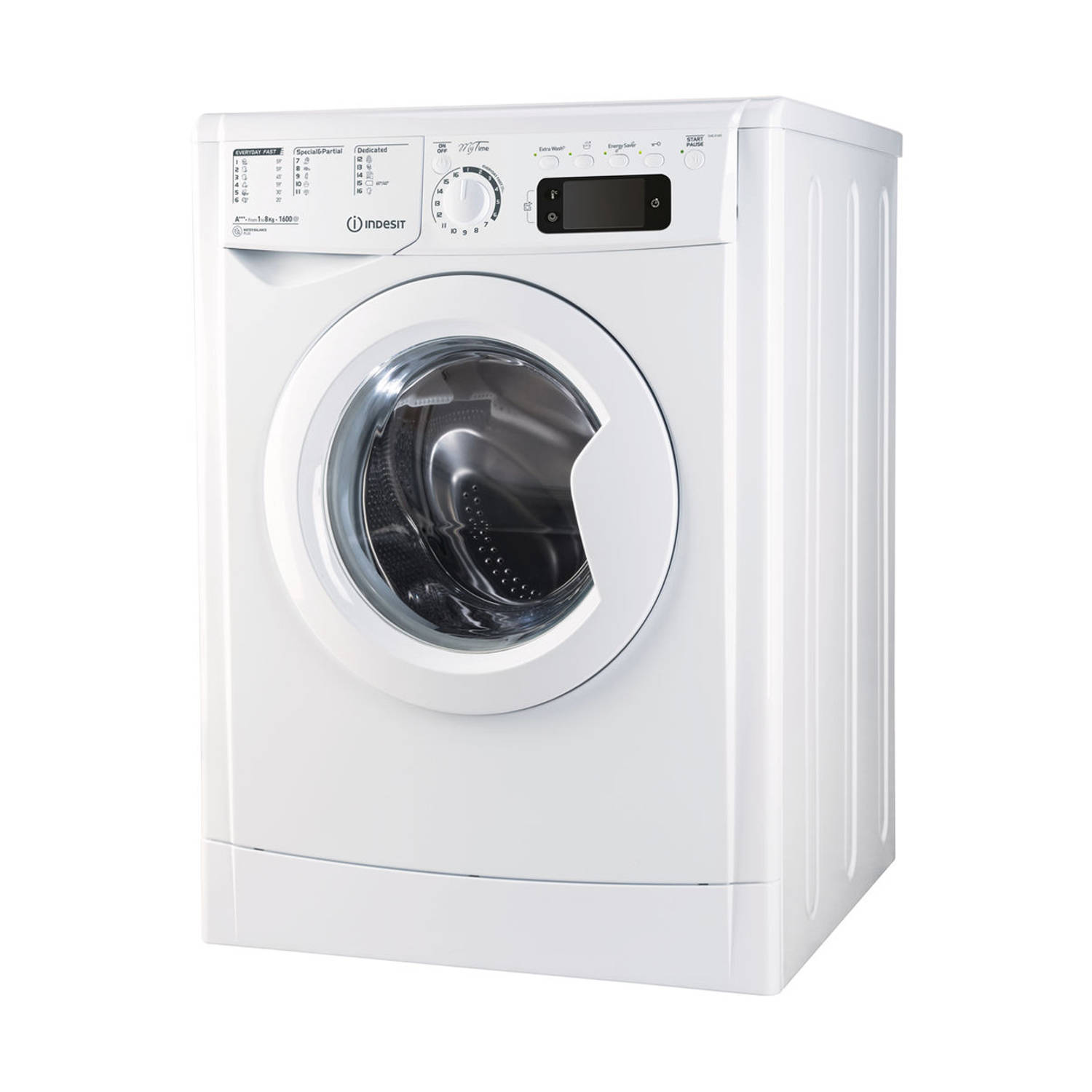 Indesit EWE 81683 W EU wasmachines - Wit