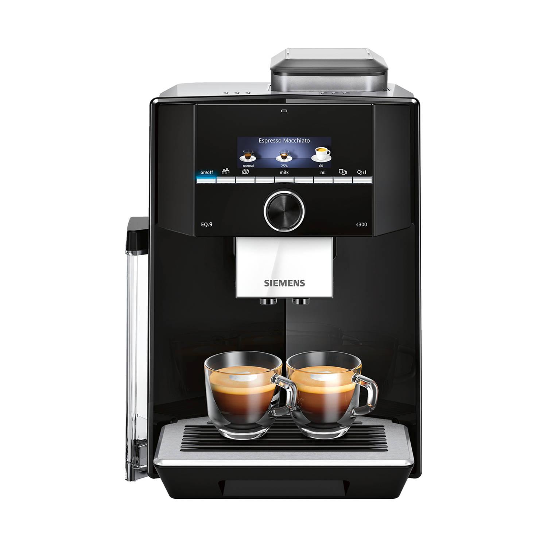 Siemens EQ.9 TI923309RW volautomatische espressomachines - Zwart
