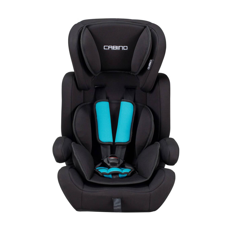 Cabino Autostoel 9-36 kg Zwart Blauw